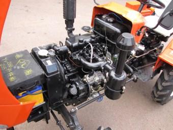 Минитрактор Уралец 180