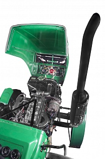 Минитрактор GRASSHOPPER GH220