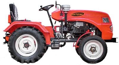 Минитрактор Shtenli T-240
