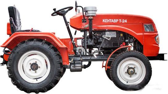 Минитрактор Кентавр T-24