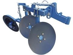 Борона дисковая буксируемая для минитракторов (тяжелых мотоблоков)