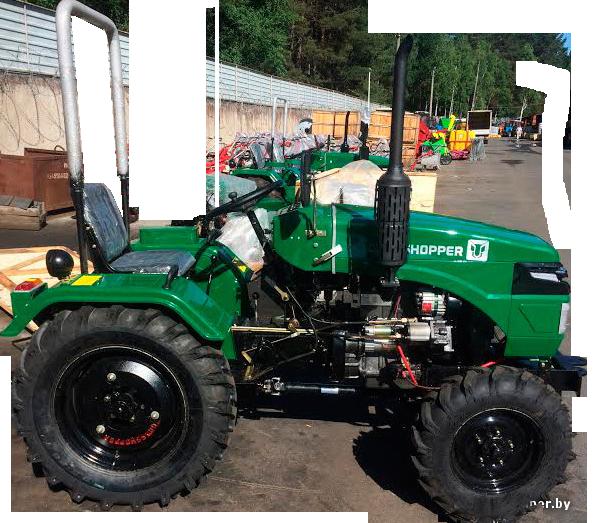 Минитрактор GRASSHOPPER GH224