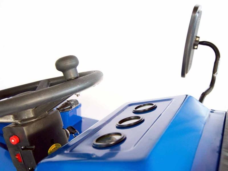 Минитрактор Скаут T-12DIF