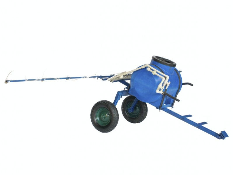 Опрыскиватель буксируемый, 85 л. для минитрактора (мотоблока)